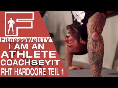 Coach Seyit Extreme Workout: RHT Hardcore - Richtig Hartes Training Teil 1