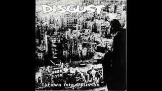 DISGUST - Thrown Into Oblivion [FULL EP]