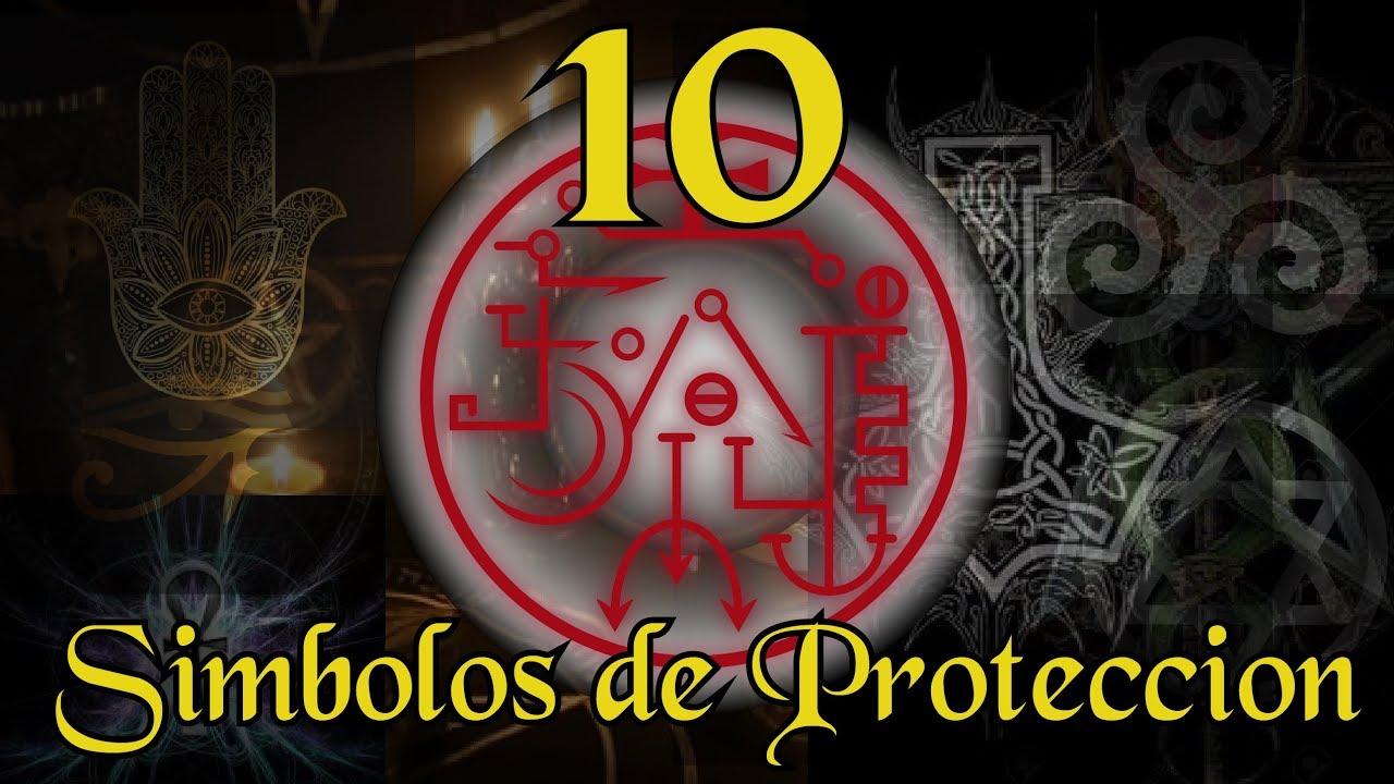 10 Simbolos De Proteccion  Ufe0f