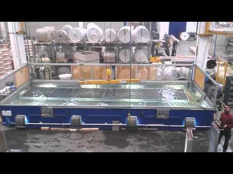 Проверка теплообменника на герметичность