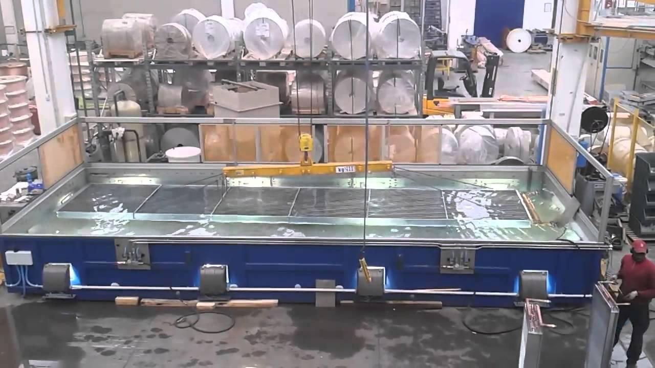 Опрессовка теплообменника теплообменники на нефтехимическая промышленность