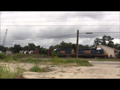 CSXT A783-25 and  Norfolk Southern 295