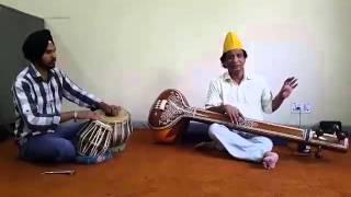 Raag Jaunpuri - Ustad Dr. Anis Ahmed Khan Sir