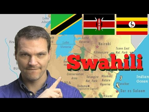 The Swahili Language