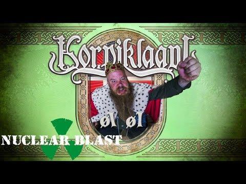 "KORPIKLAANI - ""Øl Øl"" Feat. Trollfest (OFFICIAL LYRIC VIDEO)"