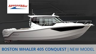 Full Tour   All-New Boston Whaler 405 Conquest