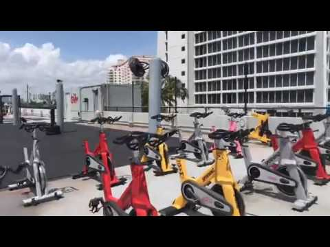 April 12, 2017: Rooftop Rendezvous from The Gym Fort Lauderdale