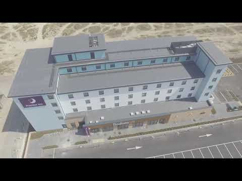 The New Seafront Premier Inn Great Yarmouth