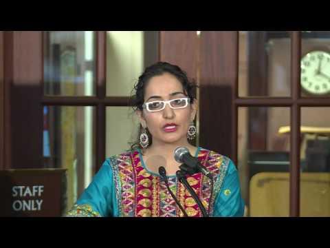 Afghan Women's Poems Inspire