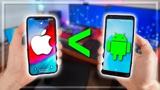 7 Android Features That iPhone Doesn