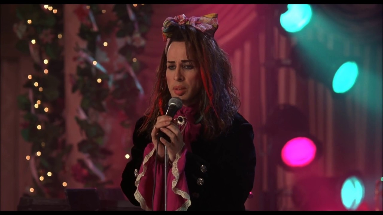 Do You Really Want To Hurt Me Alexis Arquette The Wedding Singer