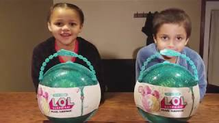 LOL PEARL SURPRISE GIVEAWAY/UNBOXING!! CANDY TOY TWINS