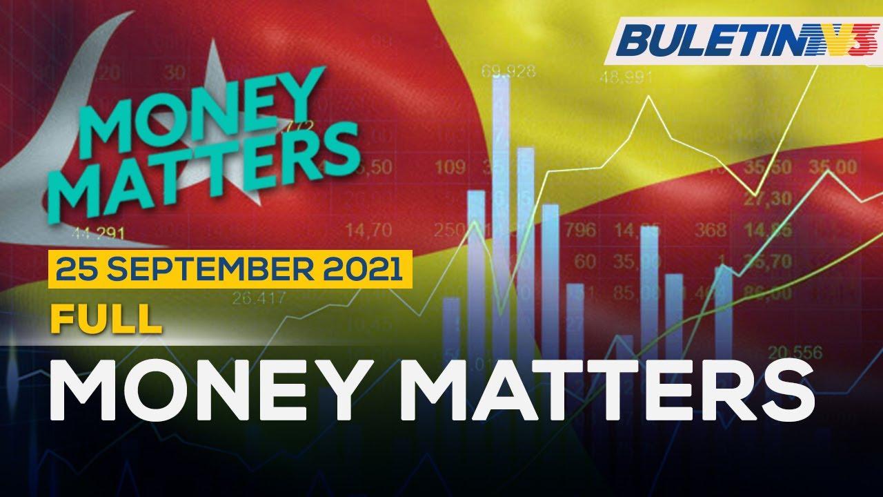 Money Matters 25 september, 2021