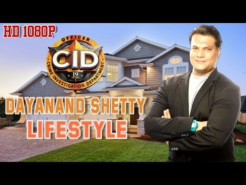 Dayanand Shetty (CID) Lifestyle and Biography | Family, Age, WIFE, Girlfriend, House, Cars, Careers thumbnail