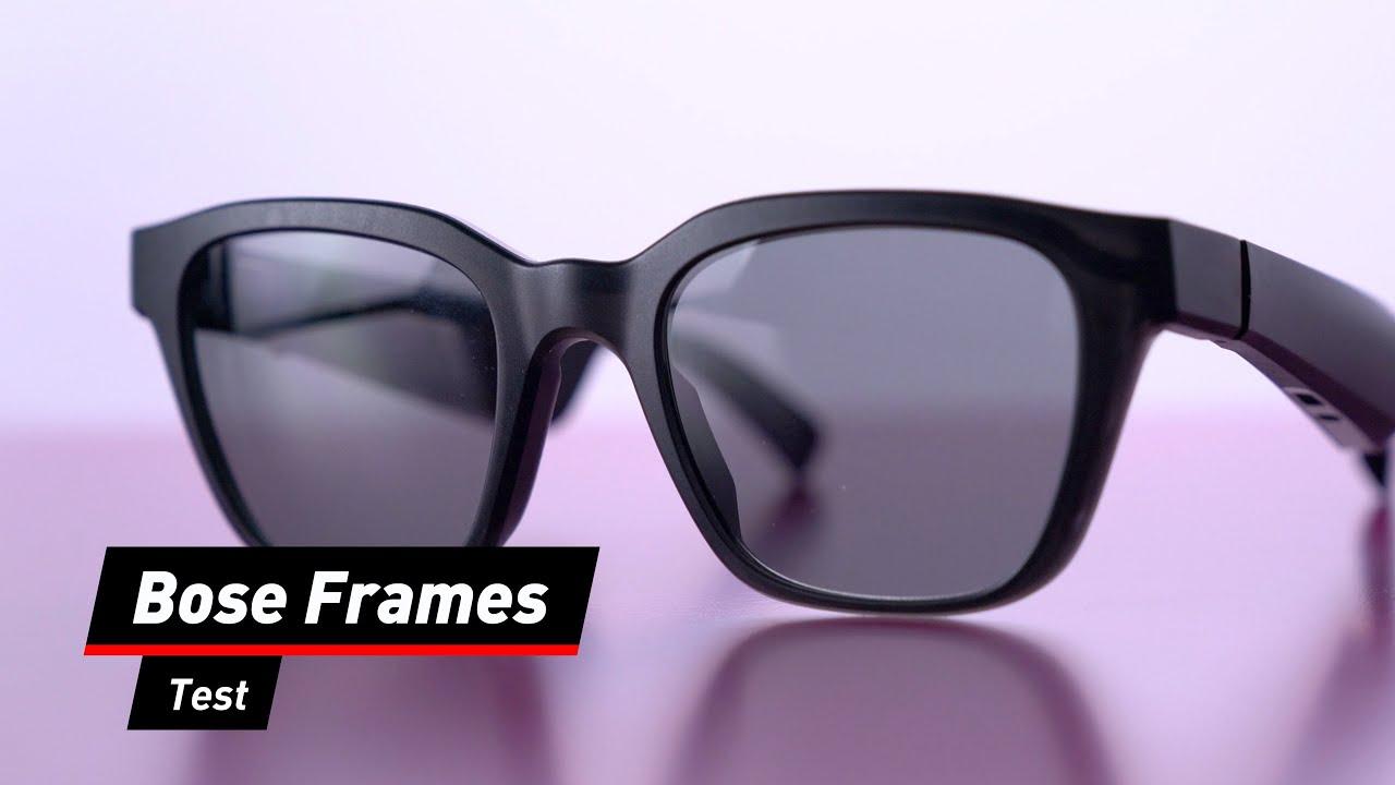 Bose Frames im Test!