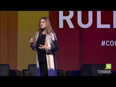 Speaker Polly LaBarre- Dynamic Female Business Speaker - Collaborative Agency Group