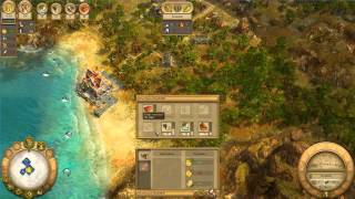 Anno 1701 - Mission 3 - Hendrik in Trouble - Walkthrough Gameplay PC