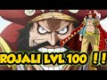 ROJALI LVL. 100 GA NGOTAK !! || ROGER GAMEPLAY || ONE PIECE BOUNTY RUSH INDONESIA #OPBR #OPBRINDO
