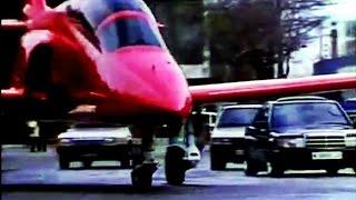 1989 Aceite CS La estrella de su motor - Lubricantes CS Avión en la calle - Publicidad Anuncio Spain