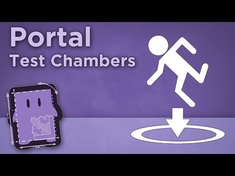 Design Club - Portal: Test Chambers - Tutorial Mechanics