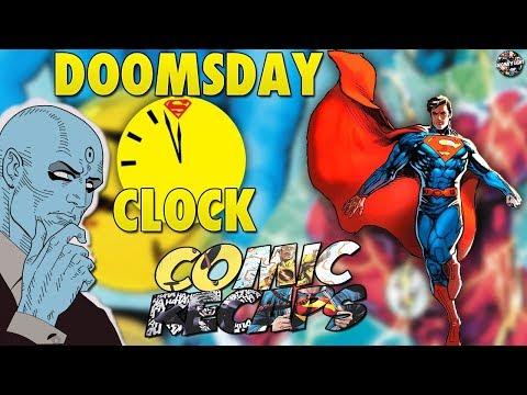 DC Comics: Doomsday Clock - Comic Recaps (What you NEED to Know)
