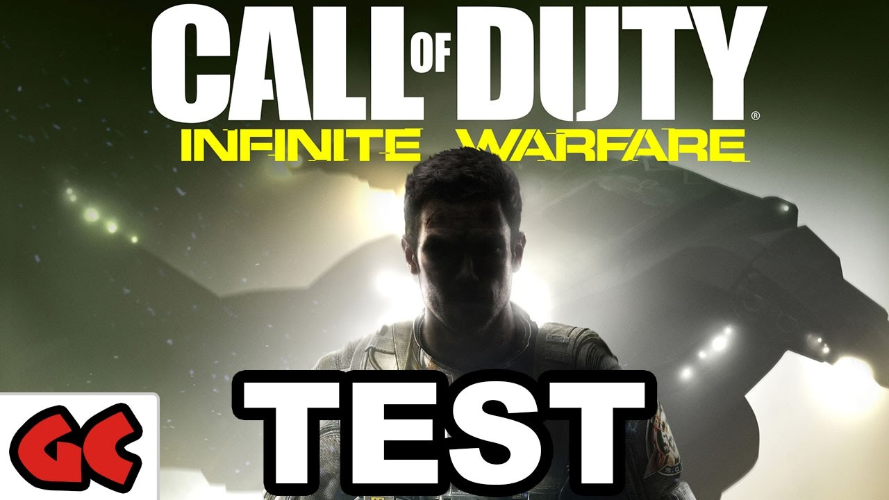 Call Of Duty Infinite Warfare Test Review Youtube