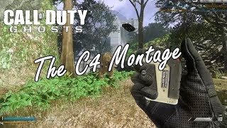 Call of Duty: Ghosts - The C4 Troll Montage!