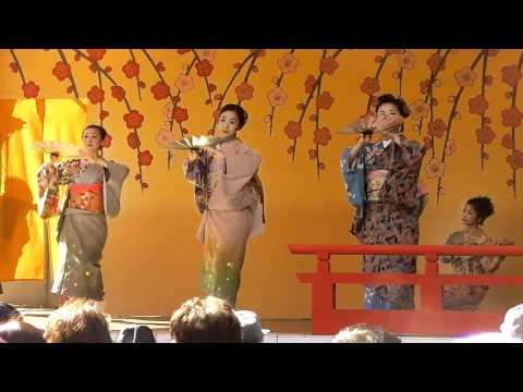 日本舞踊 1