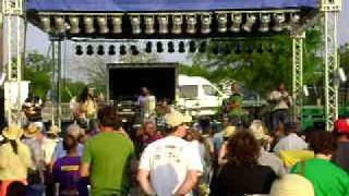 Keith Frank - Overcome - 2011 Crawfish Fest - Buda, TX
