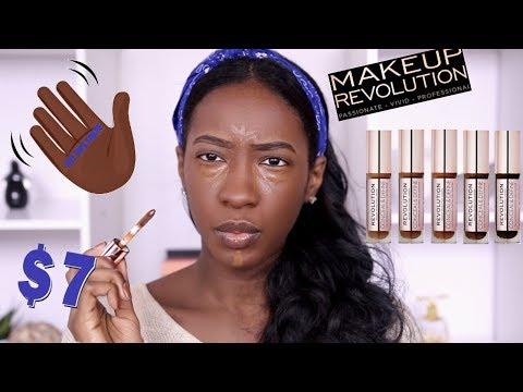 "The New ""IT"" Concealer? For Only $7? Makeup Revolution Conceal & Define (C14)"