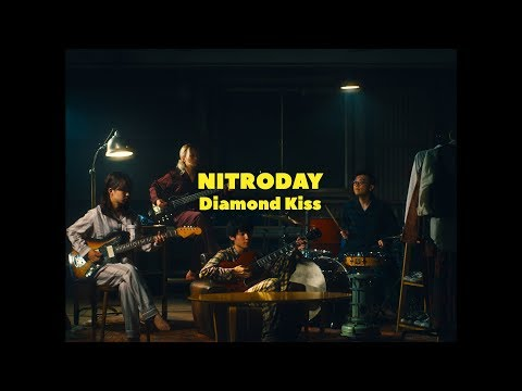 "NITRODAY ""ダイヤモンド・キッス"" (Official Music Video)"