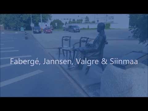 Fabergé, Jannsen, Valgre ja Siinmaa