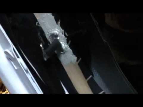 ремонт клемы обогрева заднего стекла