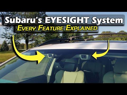 Subaru Eyesight Review: Every Feature Explained