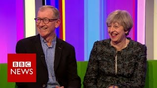 The Mays on love, shoes, and who takes the bins out   BBC News