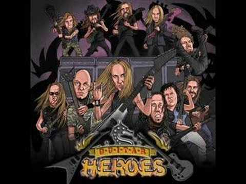 Guitar Heroes - 12 Donkeys
