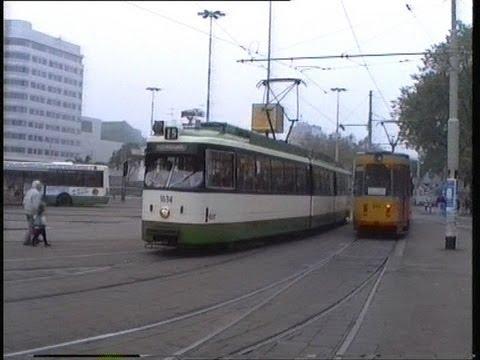 Rotterdam Tram, Bus en Metro in 1997