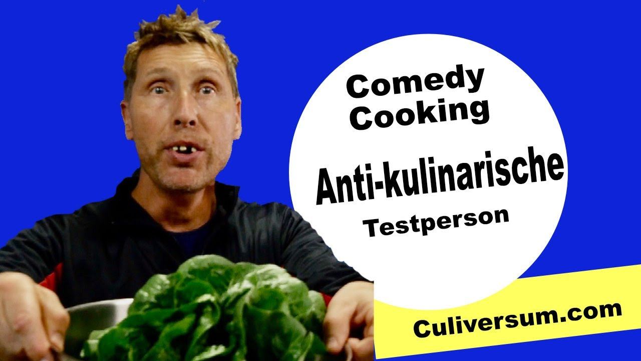Comedy Cooking in feinster Qualität!