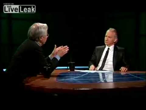 Bill Maher Interviews Bill Moyers: The conscience of a nation Pt 2