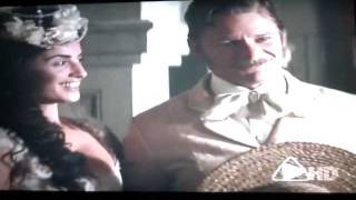 Pelicula ''Bandidas'' Penelope Cruz y Salma Hayek.