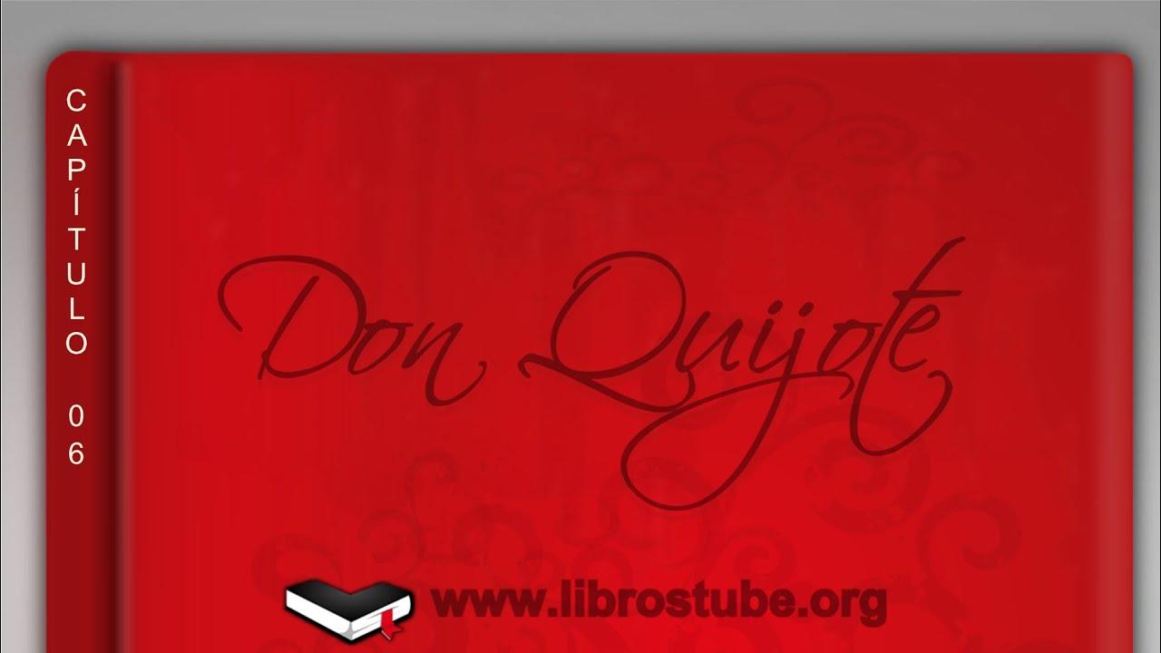 Download Don Quijote: Parte 2 - Capítulo 06. Videolibro.
