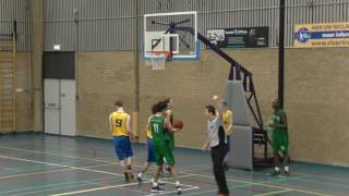 11 february 2017 Rivertrotters U22 vs Cady U22 61-58 2nd period
