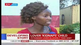 Estranged American lover escapes with Nakuru woman\'s baby