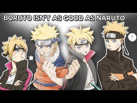 The REAL Reason Boruto Isn't As Good As Naruto At The Moment