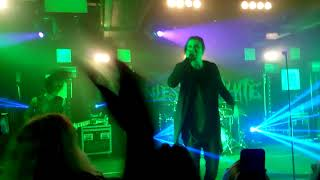 Rats - Motionless In White at Norwich Waterfront 28/02/2018