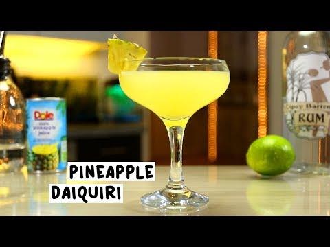 ананасовый коктейль