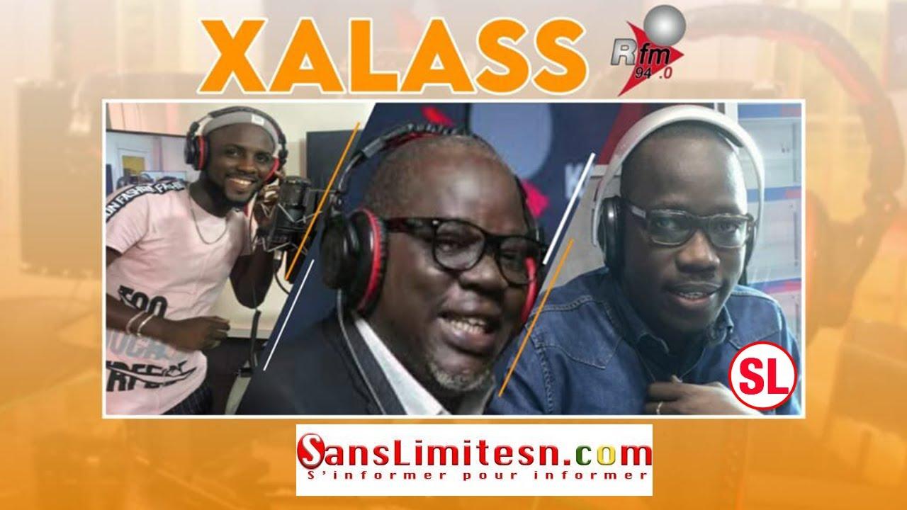 Xalass RFM du Lundi 10 Aout 2020  Mamadou Mouhamed NDIAYE,Abba no stress et Ndoye Bane