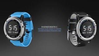 видео Garmin Swim Часы для плавания GPS