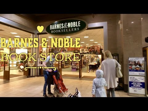 Barnes & Noble Bookstore New York - Largest Bookstore in the United States