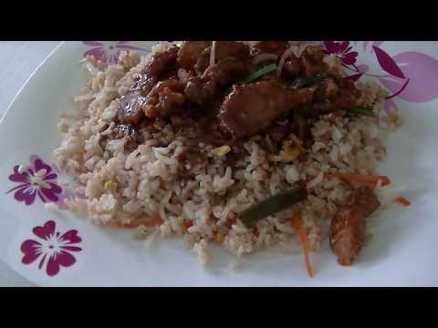Fried Rice & Char Horfun, Yut Sun Restaurant, TAIPING, Day 1 Penang (1 February 2017)